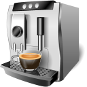Coffee Machine Emoticon