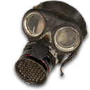 Gas Mask Emoticon