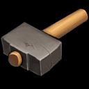U B K Eternal Sledge Hammer Emoticon