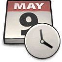 Time Date Emoticon