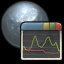 Network Statistics Emoticon