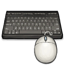 Mouse Keyboard Emoticon