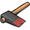 Hatchet Emoticon