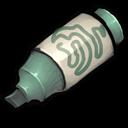 Green Marker Emoticon