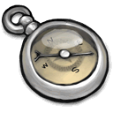 Compass Emoticon