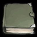 A Proper Journal Icon Emoticon