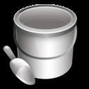 Construction Bucket Emoticon