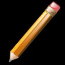 Pencil Emoticon