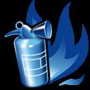 Fire Emoticon