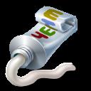 Toothpaste Emoticon