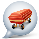 Coffin Emoticon