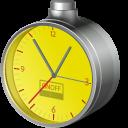 1998 Low Cost Clock Emoticon