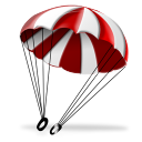 Parachute Emoticon