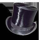 Hat Top Silk 2 Emoticon