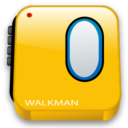 Walkman Emoticon