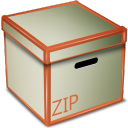 Zip Box Emoticon
