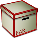 RAR Box Emoticon