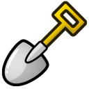 Shovel Emoticon