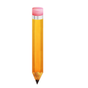 Pencil Emoticon