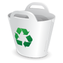 Recycler Bin Emoticon