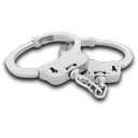 Hand Cuffs Emoticon