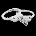Hand Cuffs Emoticon