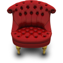 Red Seat Emoticon