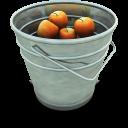 Full Bucket Emoticon