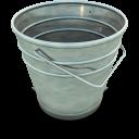 Empty Bucket Emoticon