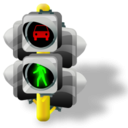 Traffic Lights Emoticon