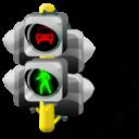 Traffic Lights Emoticon