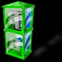 Telephone Box Emoticon