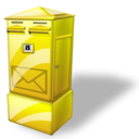 Letter Box Emoticon