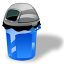 Garbage Can Emoticon