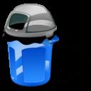 Garbage Can Emoticon