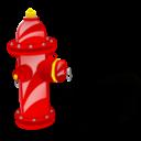 Fire Plug Emoticon