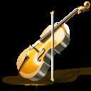Violin Emoticon