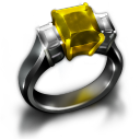 Stone Ring Emoticon