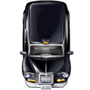 London Black Taxi Emoticon