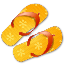 Flip Flops Emoticon