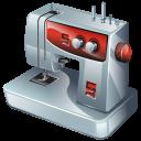 Sewing Machine Emoticon