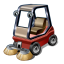 Road Sweeper Emoticon