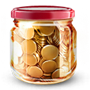 Money Jar Emoticon
