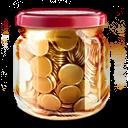 Money Jar Emoticon