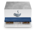 Coffee Shop Emoticon