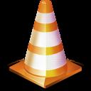 Traffic Cone Emoticon