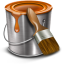 Paint Bucket Emoticon