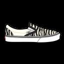 Vans Zebra Emoticon
