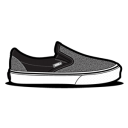 Vans Stone Emoticon