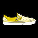 Vans Star Yellow Emoticon